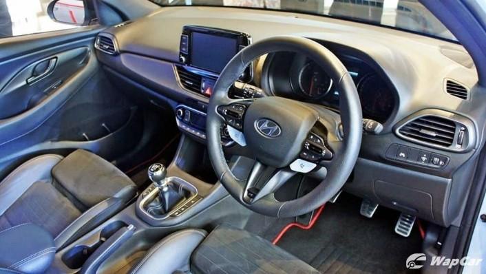 2020 Hyundai i30N Interior 002