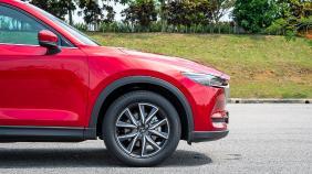 2019 Mazda CX-5 2.5L TURBO Exterior 011
