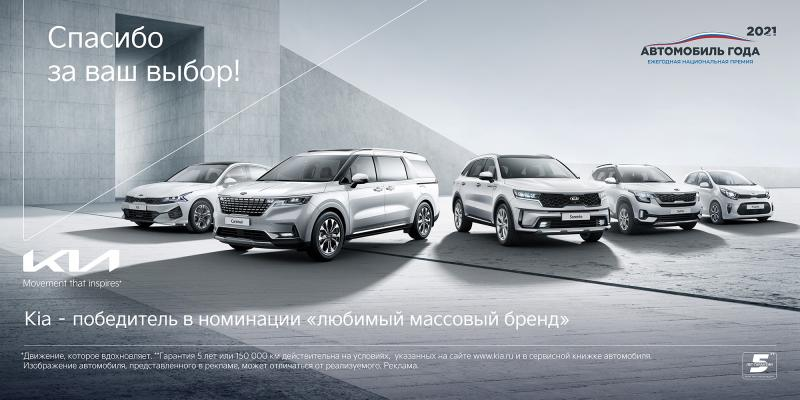 Little love from Malaysians but Kia is Russia's favourite mass-market brand 02