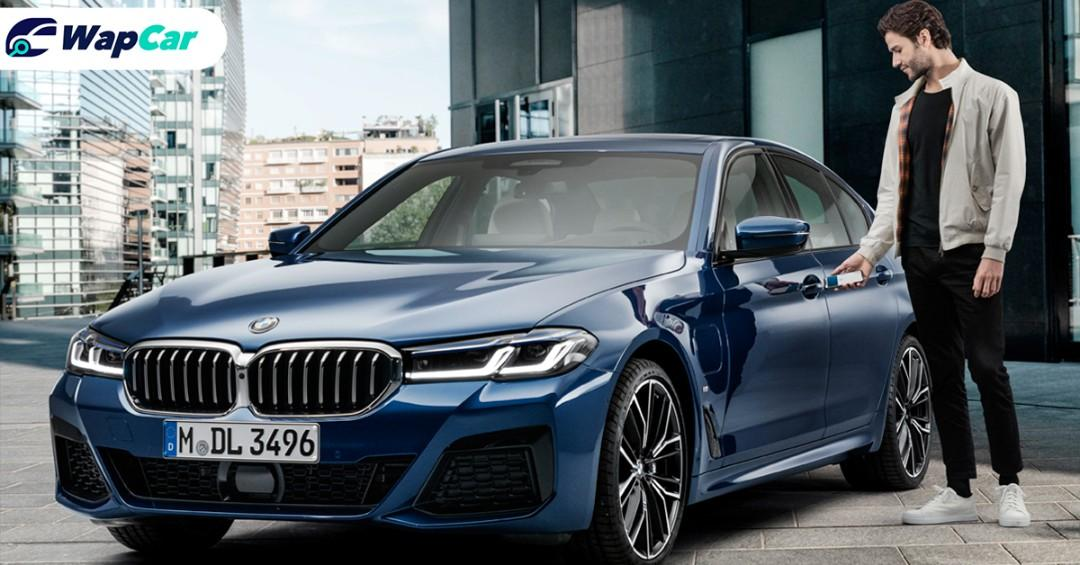 Now Apple devices can unlock your BMW via Digital Key! 01