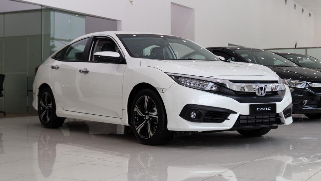 2018 Honda Civic 1.5TC Premium Exterior 018