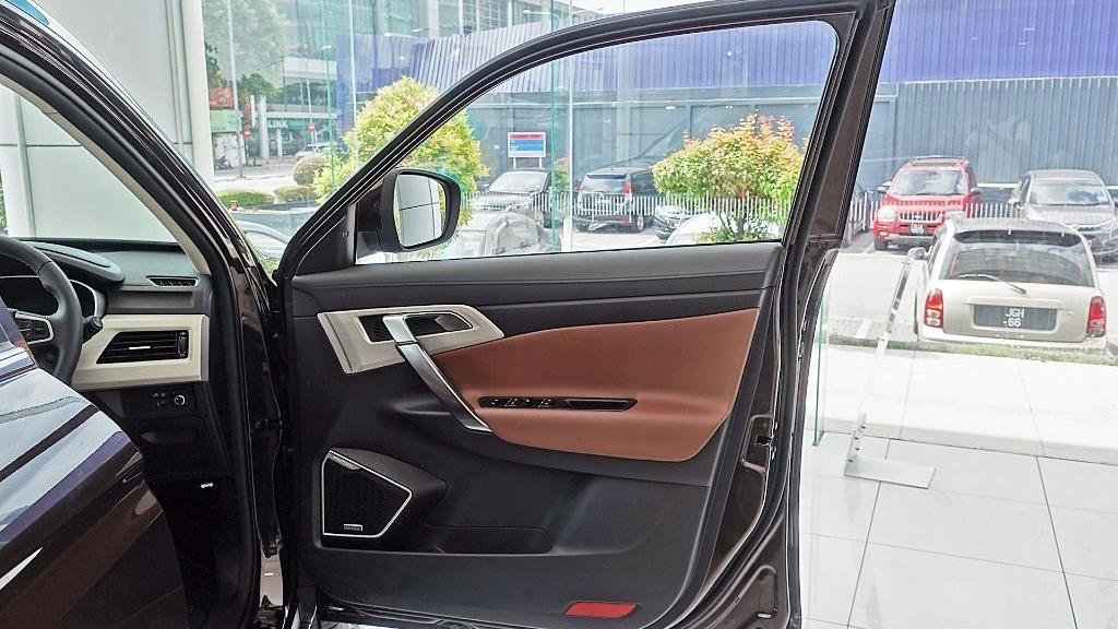 2018 Proton X70 1.8 TGDI Premium 2WD Interior 066