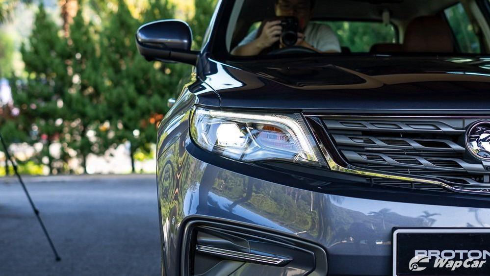 2020 Proton X70 1.8 Premium 2WD Exterior 025