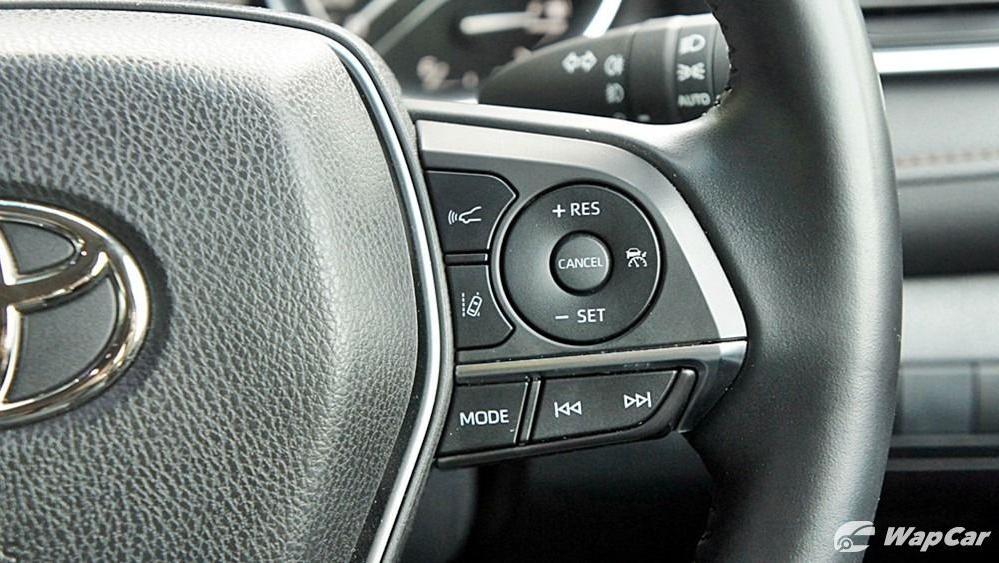 2019 Toyota Camry 2.5V Interior 076