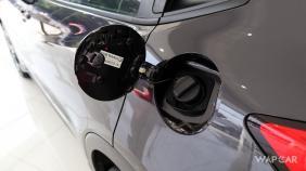 2019 Honda HR-V 1.8 E Exterior 012