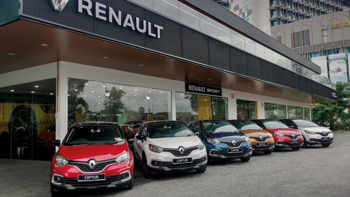 Renault E-Store and Renault Subscription