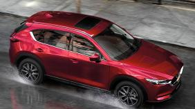 Mazda CX-5 (2018) Exterior 003