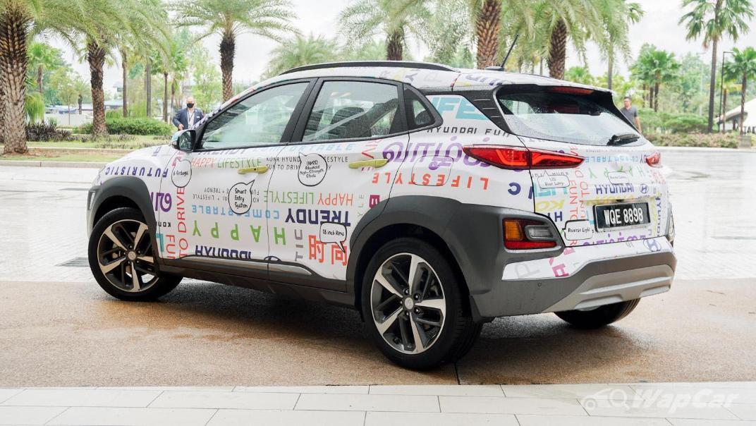2020 Hyundai Kona 1.6 T-GDi High Exterior 006