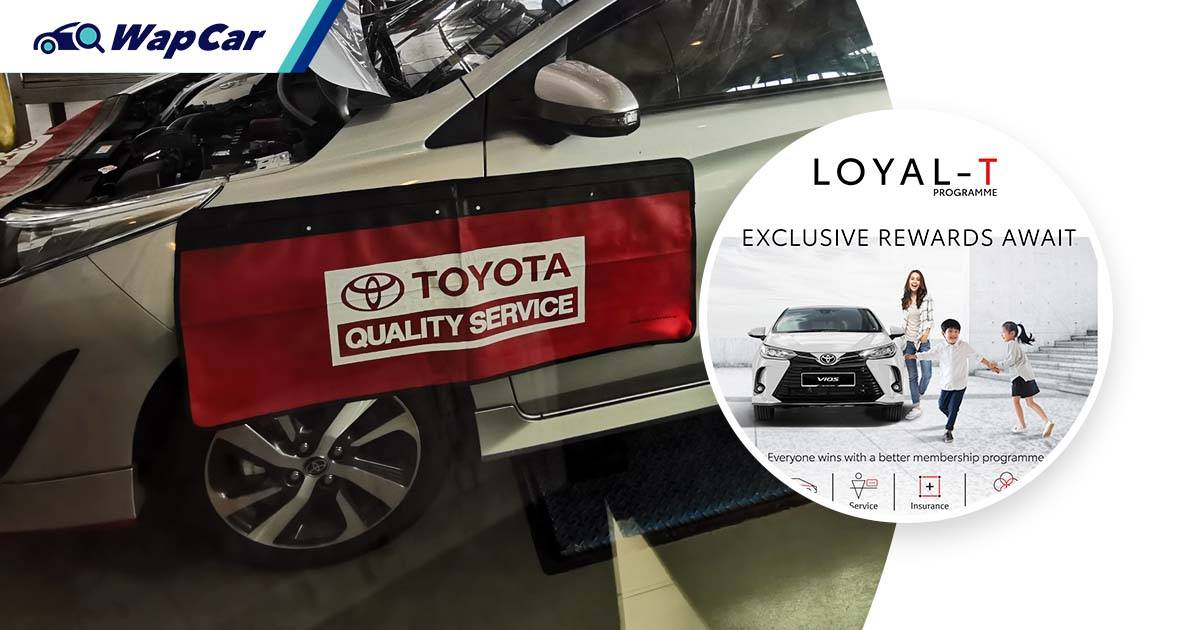 New Toyota Loyal-T programme introduced to reward Malaysian customers 01