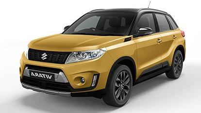 Suzuki Vitara (2018) Others 002