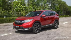 2019 Honda CR-V 1.5TC Premium 2WD Exterior 001