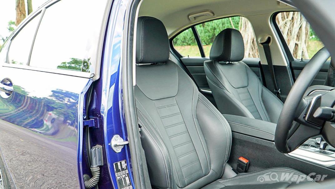 2020 BMW 3 Series 320i Sport Interior 061