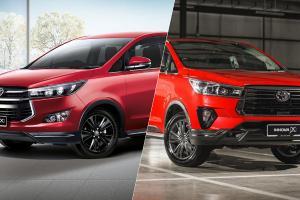Toyota Innova 2021 facelift - Apa perbezaan lama dan baru?