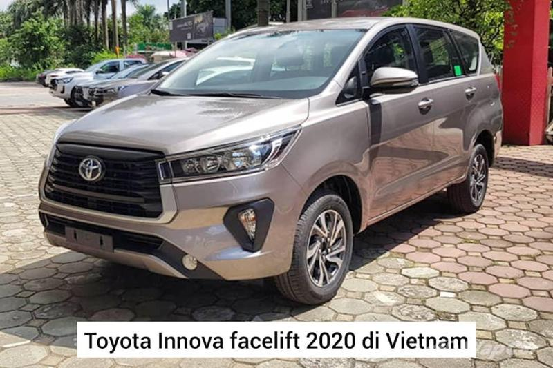 Intipan 2021 Toyota Innova. Indonesia dan Vietnam sudah terima, Malaysia tunggu tahun 2021? 02