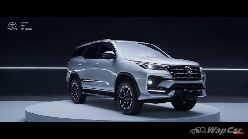 Toyota Fortuner dan Toyota Innova 2021 dilancarkan di Indonesia! Bakal hadir di Malaysia tahun 2022? 02
