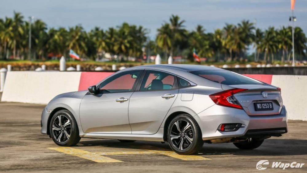 2018 Honda Civic 1.5TC Premium Exterior 007