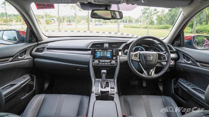 2020 Honda Civic 1.5 TC Premium Interior 001