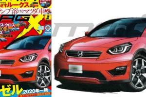 Honda HR-V 2021 serba baru: platform baru, akan muncul Disember 2020?