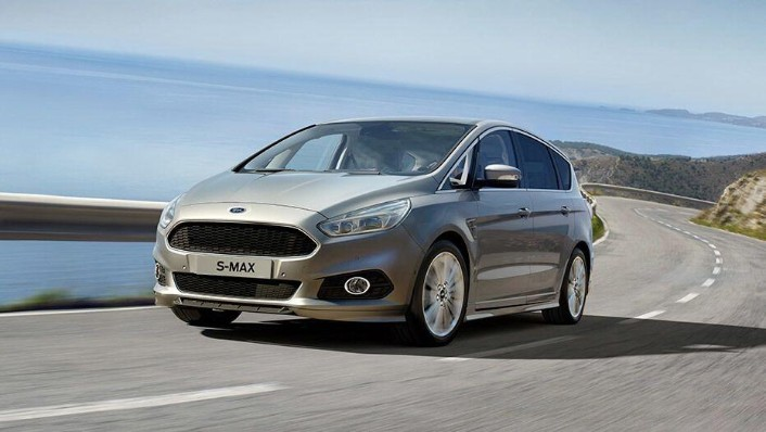 Ford S-MAX (2017) Exterior 001