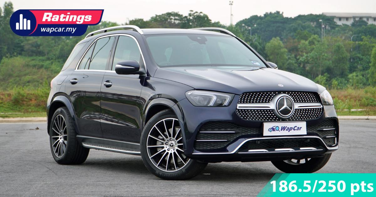 Ratings: 2021 Mercedes-Benz GLE 450 AMG Line - When you must show who's boss 01