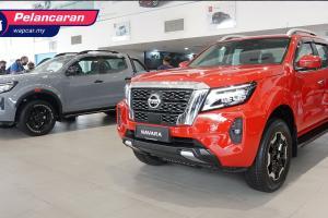 Nissan Navara (D23) facelift 2021 dilancarkan – varian baru PRO-4X, ADAS, bermula RM 91,900!