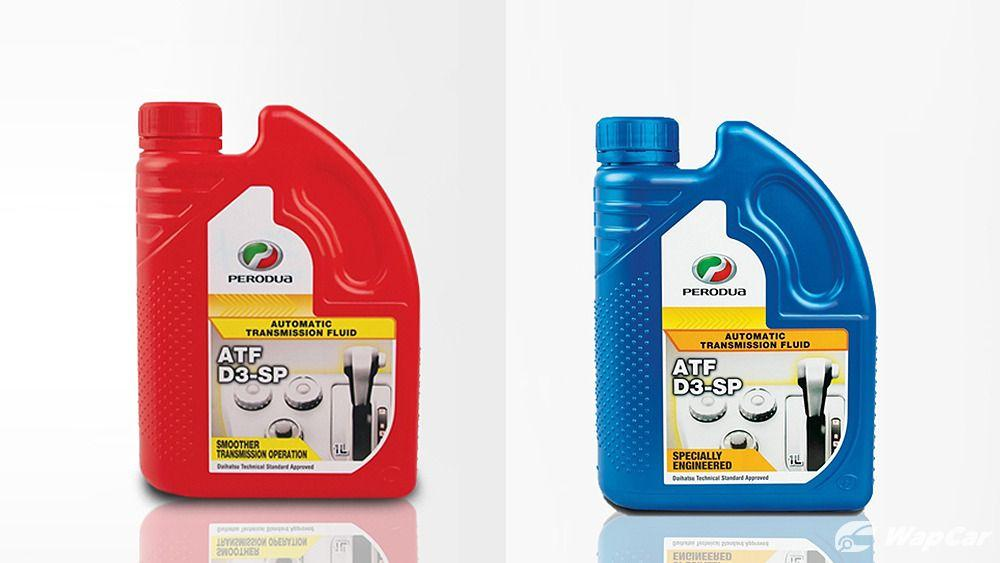 Perodua introduces newly improved D3-SP automatic transmission fluid 01