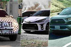 2020 Toyota new models – What's coming soon
