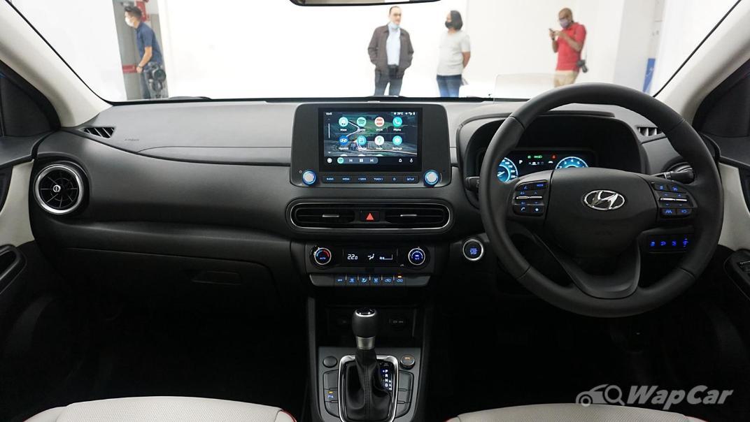 2021 Hyundai Kona 2.0 Active Interior 004