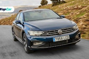 Volkswagen Passat R-Line to be launched later in Malaysia