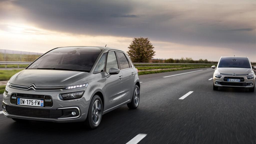Citroën Grand C4 SpaceTourer (2018) Exterior 001