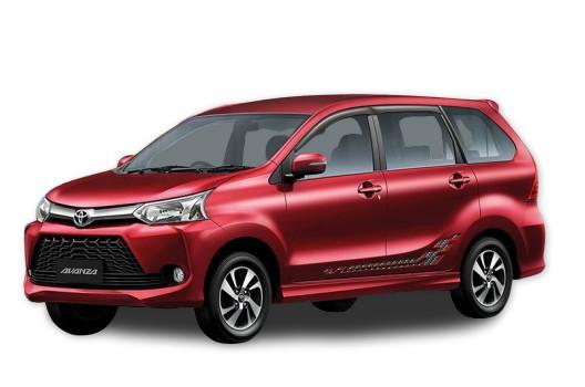 2019 Toyota Avanza 1.5S+