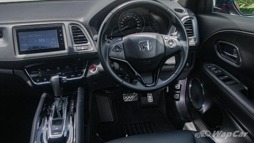 2019 Honda HR-V 1.8 RS Interior 072