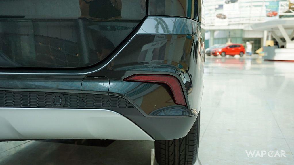 Perodua Aruz (2019) Exterior 025