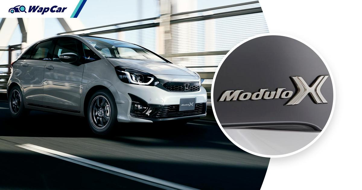 Honda Jazz Modulo X is an FD2R-inspired hatchback, costs RM 14k more 01