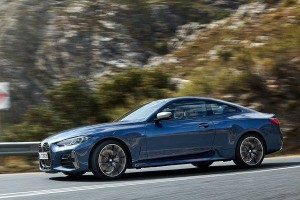 Production of 2021 BMW 4 Series Coupé starts alongside four new models