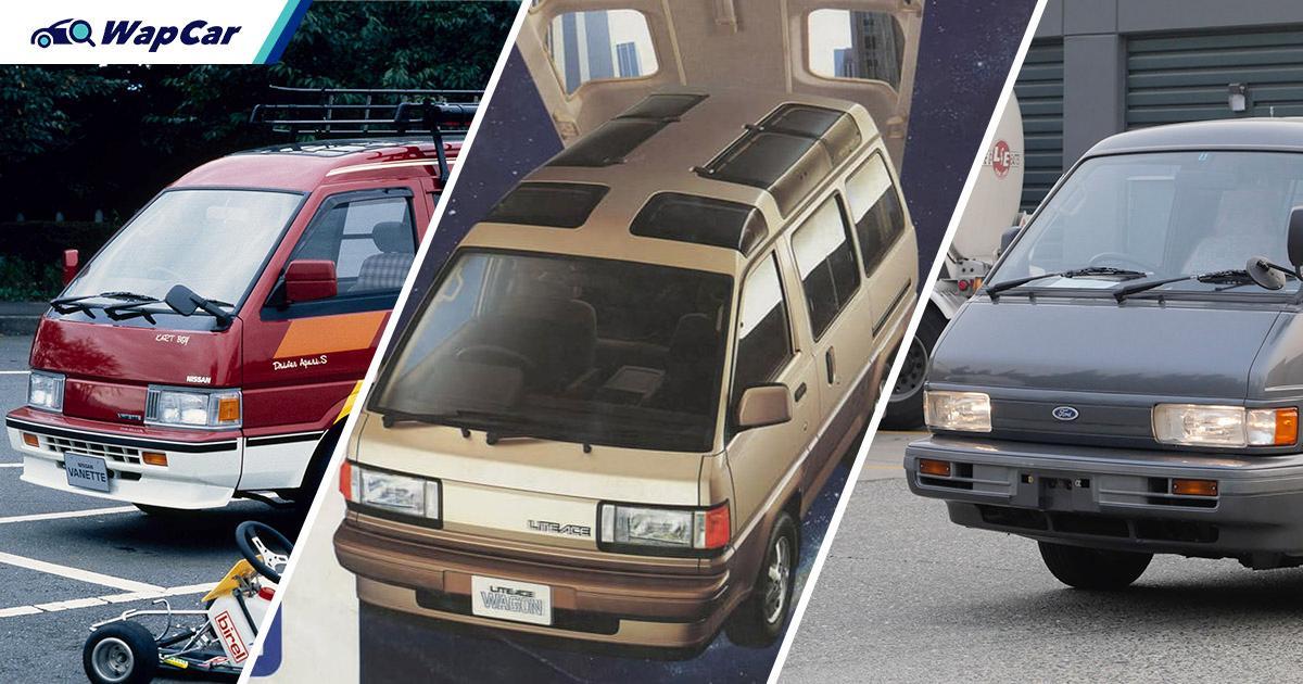 3 van 'otai' paling nostalgia di Malaysia, pencetus budaya dan niaga! 01