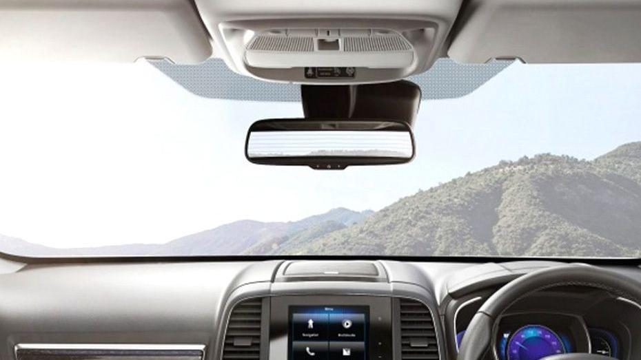 Renault Koleos (2019) Interior 016