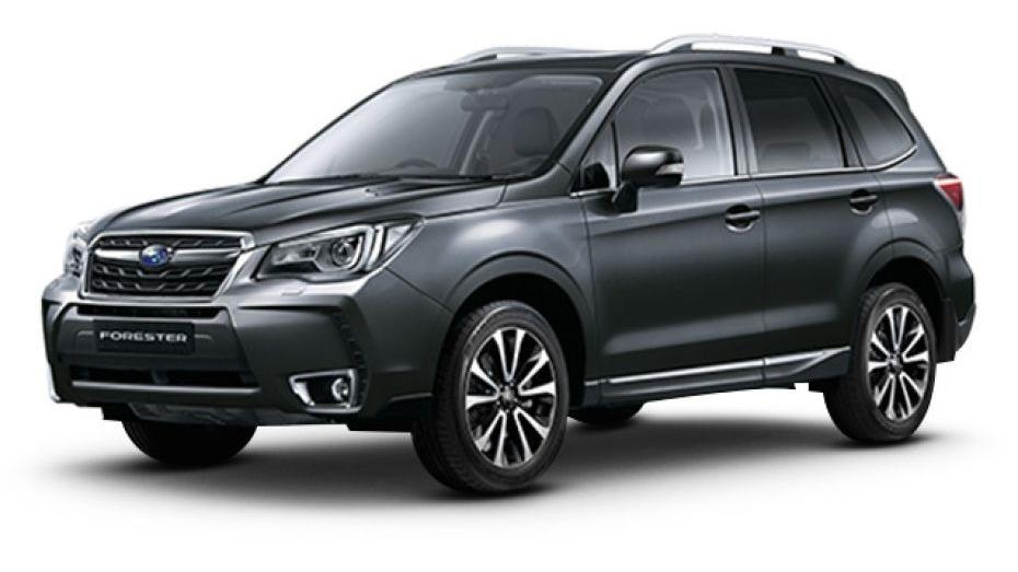 Subaru Forester (2018) Others 004