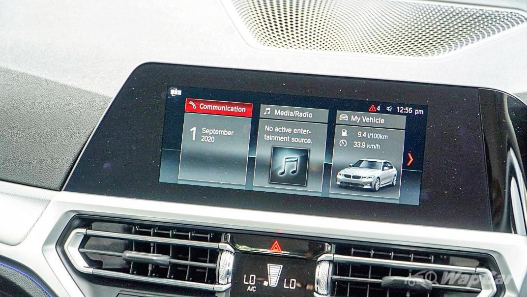 2020 BMW 3 Series 320i Sport Interior 017