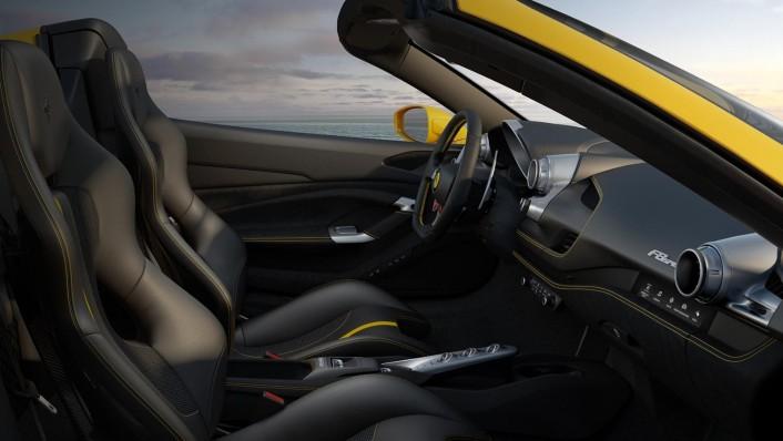 2020 Ferrari F8 Tributo 3.9L Interior 001