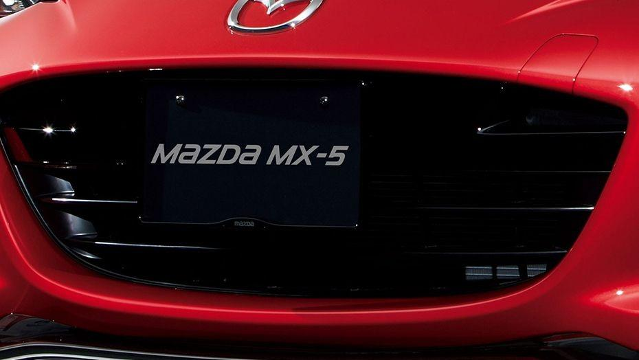 Mazda MX-5 (2018) Exterior 007