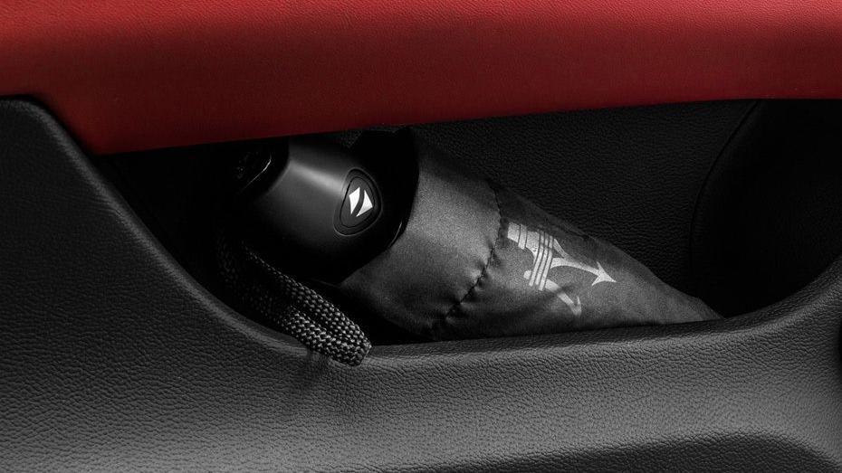 Maserati Quattroporte (2018) Interior 005