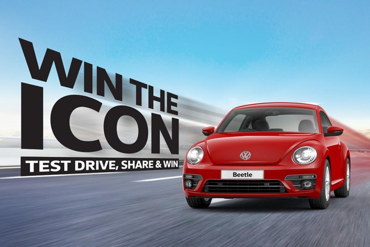 Volkswagen Beetle Win the Icon