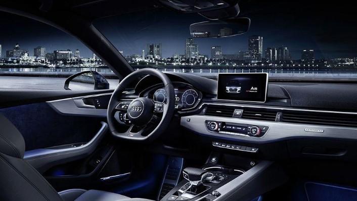 Audi A5 Sportback (2019) Interior 001