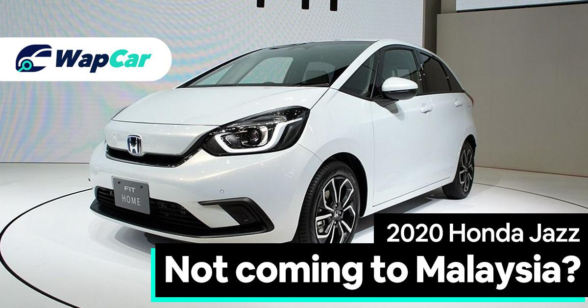 2020 Honda Jazz or Honda City Hatchback – Which do you prefer? 01