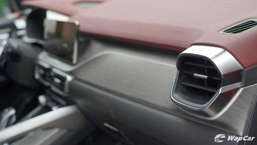 Proton X50 (2020) Interior 011