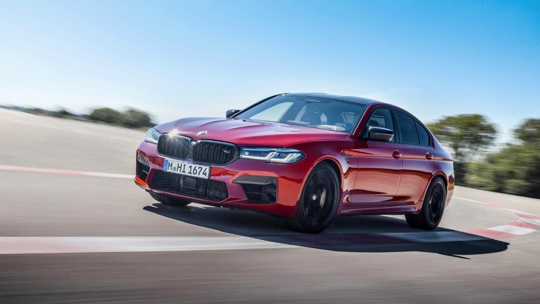 2020 BMW M5 Exterior 001