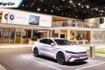 Bisnes telefon pintar Huawei terjejas, kini nak bina kereta elektrik macam Tesla!