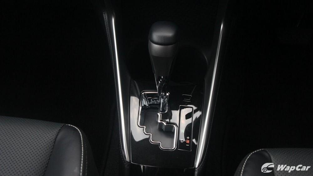 2019 Toyota Vios 1.5G Interior 045