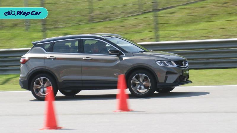 Level 2 autonomous driving brings the Proton X50 on the same page as a Tesla 01
